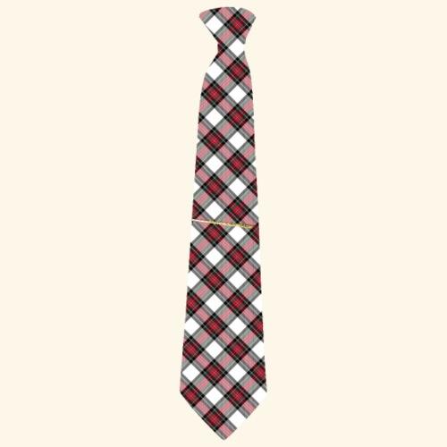 Krawatte 125 mit Goldnadel - Männer Premium T-Shirt