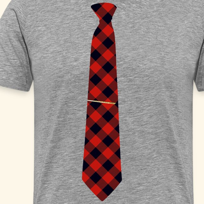 Krawatte 126 mit Goldnadel