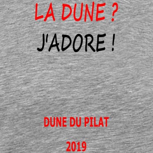 La dune j'adore - Men's Premium T-Shirt