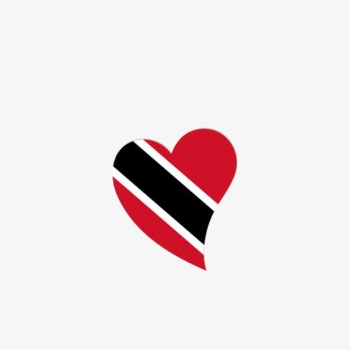 Trinidad Heart - Men's Premium T-Shirt