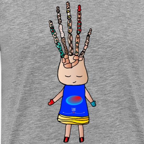 Tastsinn - Tactus - Männer Premium T-Shirt