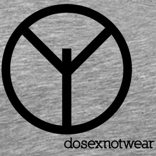 dosexnotwearT1 - Camiseta premium hombre