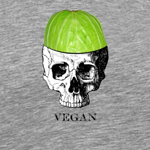 Vegan Brains - Men's Premium T-Shirt