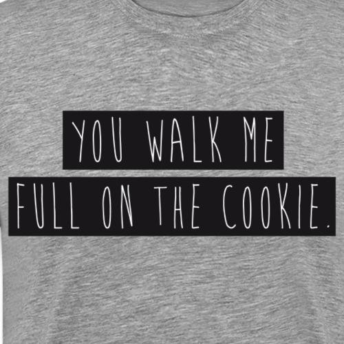 Cookie - Männer Premium T-Shirt