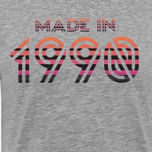 made in 1990 - Mannen Premium T-shirt