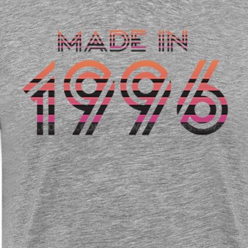 Made in 1996 - Mannen Premium T-shirt