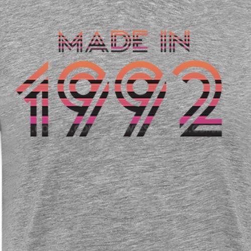 Made 1992 - Mannen Premium T-shirt