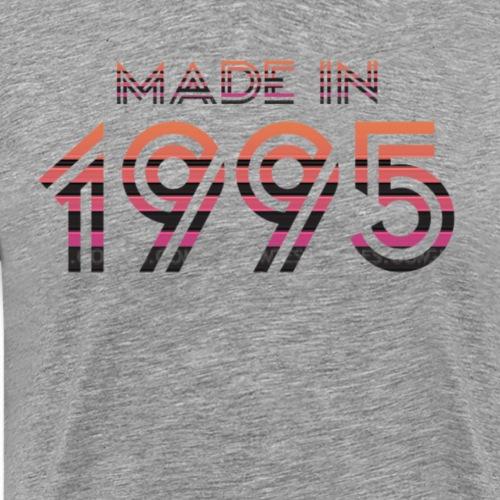 Made in 1995 - Mannen Premium T-shirt