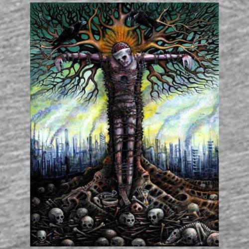 återfödselns träd - Premium-T-shirt herr