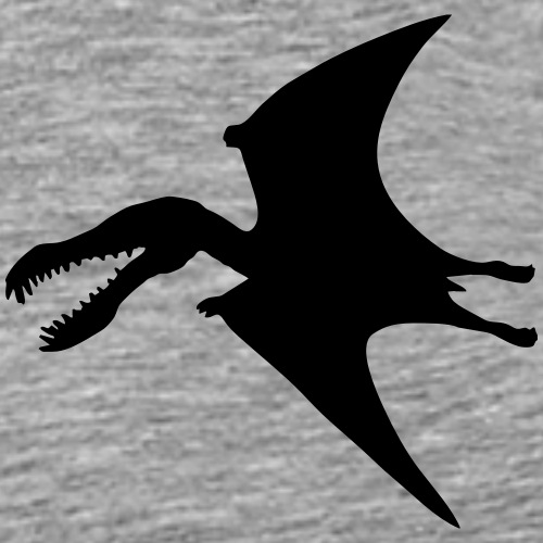 Dinosaurier primeval times Urzeit TRex T-Rex Earth - Männer Premium T-Shirt