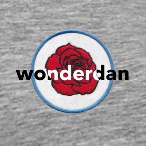 Wonderdan Rose - Camiseta premium hombre