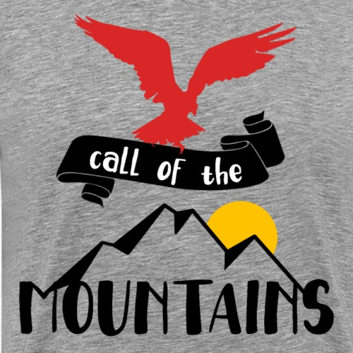 call of the mountains Wandern Mountain Outdoor