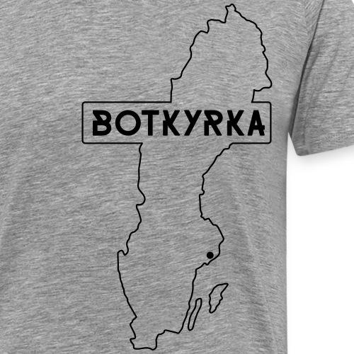 botkyrka - Premium-T-shirt herr