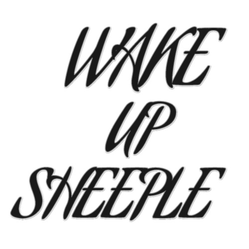 WAKE UP SHEEPLE - Männer Premium T-Shirt