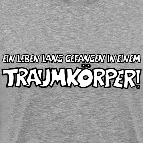 Traumkoerper - Männer Premium T-Shirt