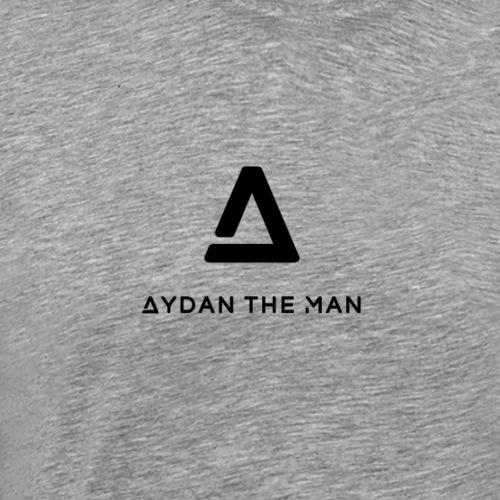 Transparent Logo AtM - Herre premium T-shirt