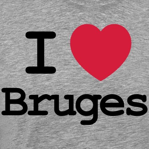 I love Bruges