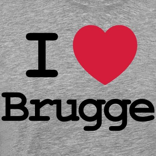 I love Brugge