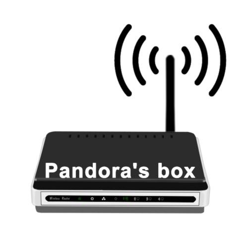 Pandora's box - Männer Premium T-Shirt