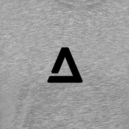 Transp Symbol AtM - Herre premium T-shirt