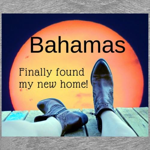 Bahamas - Männer Premium T-Shirt