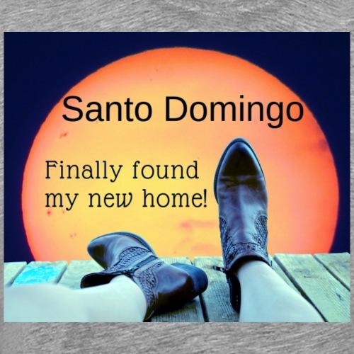 Santo Domingo - Männer Premium T-Shirt