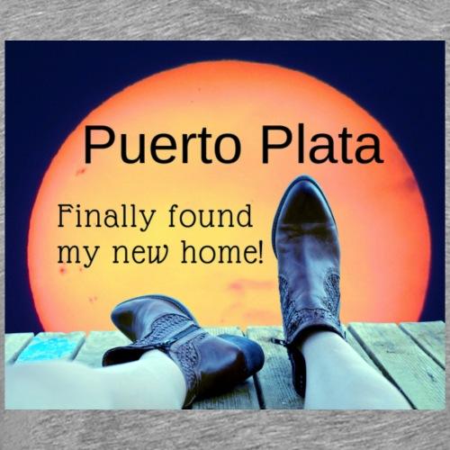 Puerto Plata - Männer Premium T-Shirt