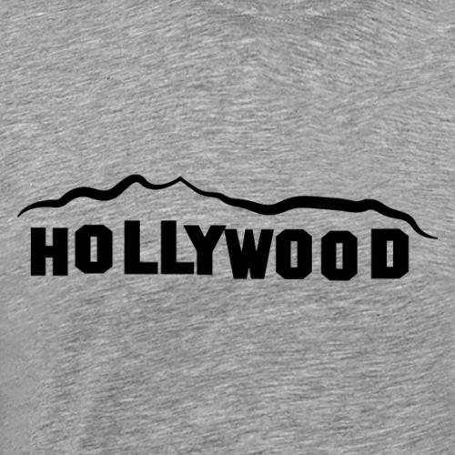 HOLLYWOOD - T-shirt Premium Homme