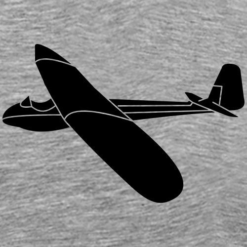 Slingsby Segelflugzeug gleiten Segelflieger - Männer Premium T-Shirt