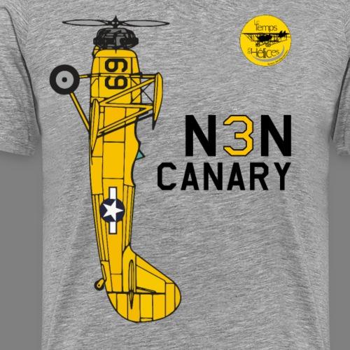 TDH19-PROFIL-N3N CANARY - T-shirt Premium Homme
