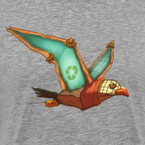 Seagull - T-shirt Premium Homme