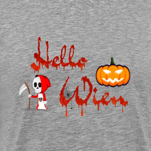 Hello Wien - Männer Premium T-Shirt