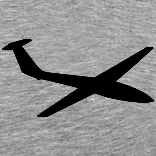 Segelflugzeug Foka Cobra Segelflieger - Männer Premium T-Shirt