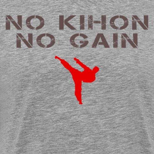 NO KIHON NO GAIN - T-shirt Premium Homme