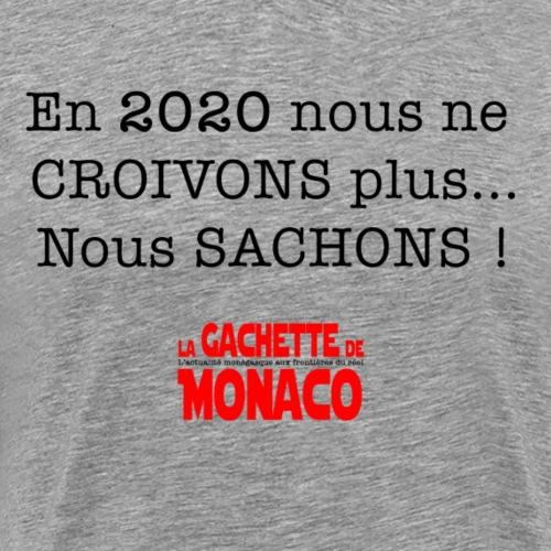 nousSACHONS - T-shirt Premium Homme