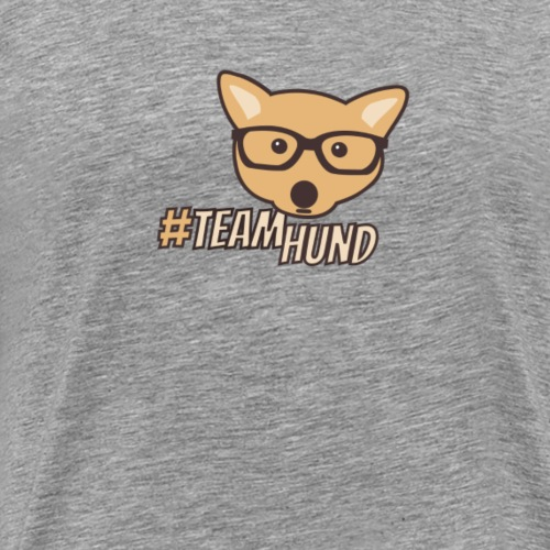 Team Hund | Hunde Design - Männer Premium T-Shirt