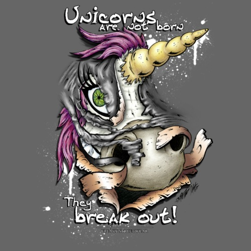 unicorn breakout - Männer Premium T-Shirt