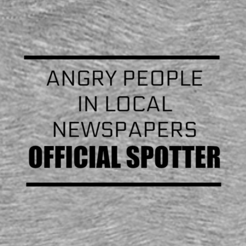 APILN Official Spotter - Men's Premium T-Shirt