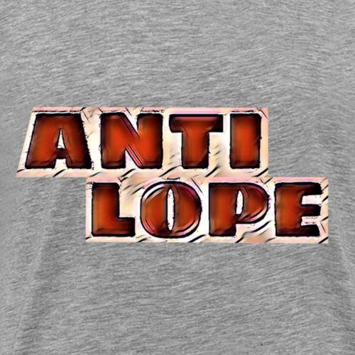 Antilope 0007 - Mannen Premium T-shirt