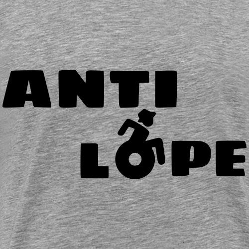 Antilope 004 - Mannen Premium T-shirt