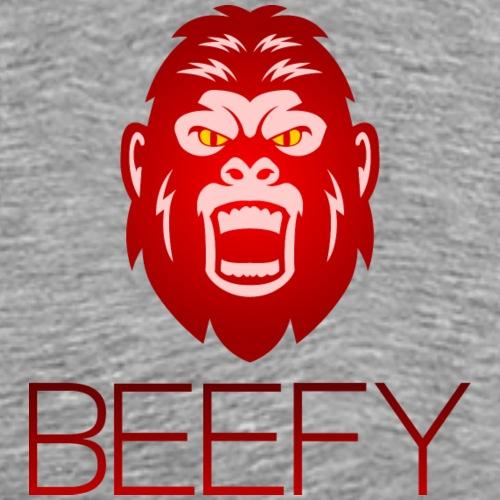 Beefy Red Ape png - Men's Premium T-Shirt