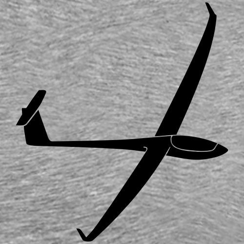 antares 18 Segelflieger Geschenk Segelflugzeug - Männer Premium T-Shirt