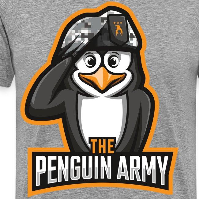 The Penguin Army Logo