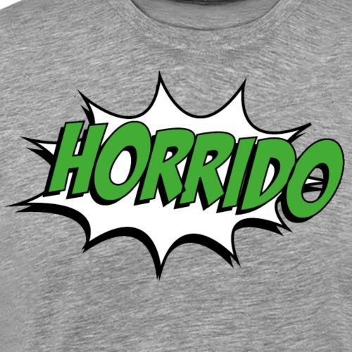 Horrido - Männer Premium T-Shirt
