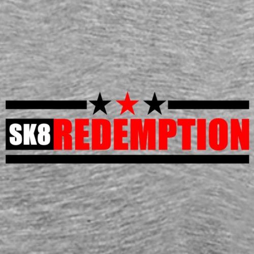 sk8 redemption Black 10 - T-shirt Premium Homme
