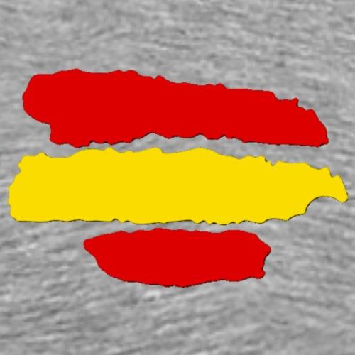 rayas de españa - Camiseta premium hombre