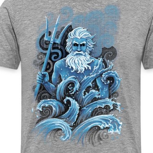 Poseidon - Men's Premium T-Shirt