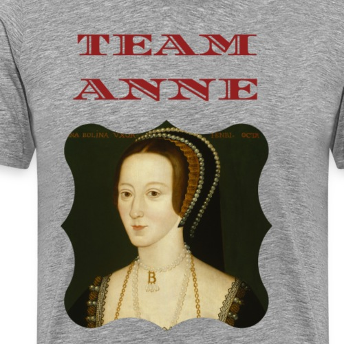 Team Anne - Männer Premium T-Shirt