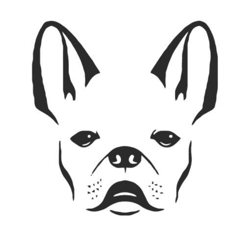 Bully Face Black and White - Männer Premium T-Shirt