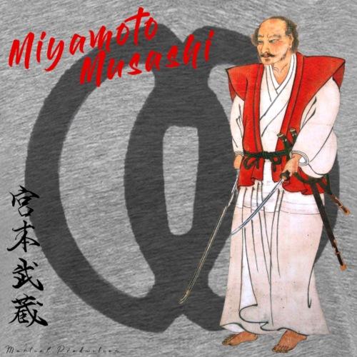 MIYAMOTO MUSASHI - T-shirt Premium Homme